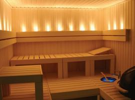 There is no better place for relax than sauna!