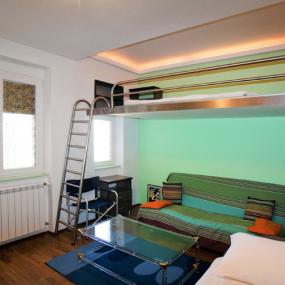 Two bed modern studio in Belgrade