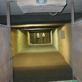 Indoor shooting range in Belgrade